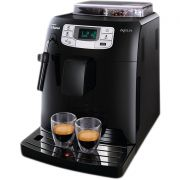Espressor automat Saeco Intelia HD8751, 15 bar, 1900W, 1.5l, 300gr, rasnita ceramica - Reconditionat