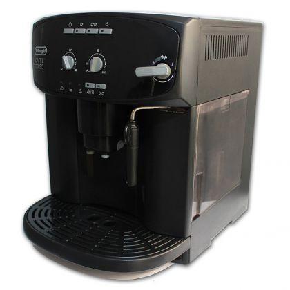 Espressor Automat Delonghi Caffe Corso ESAM 2600, 15 bar, 1100W, 180g, 1.8l - Reconditionat