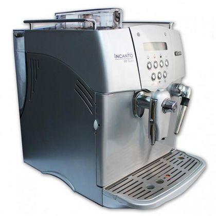 Espressor automat Saeco Incanto Digital de Luxe S-Class, 15 bar, 11 kg, 300gr, 2l, 1250w - Reconditionat