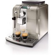 Espressor Automat Saeco Syntia HD8836, 15 bar, 1400W, 1.2l, 250gr - Reconditionat