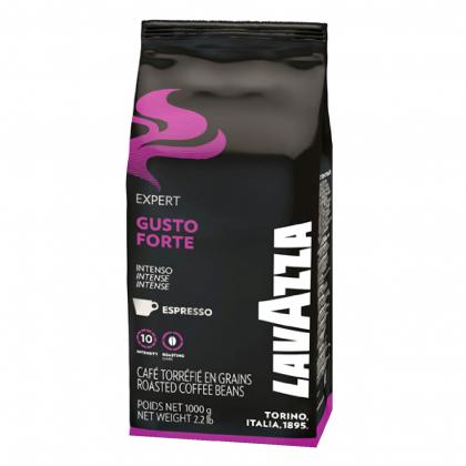 Lavazza Gusto Forte,Cafea Boabe 1Kg