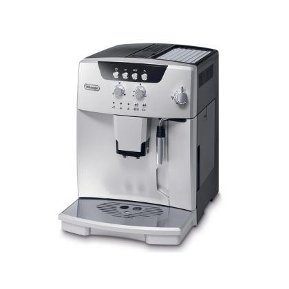 Espressor Automat DeLonghi Magnifica 04.120 S, 1450W, 15 bar, 1.8 l, Negru - Reconditionat