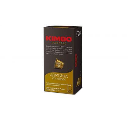 Kimbo Armonia 10 Capsule