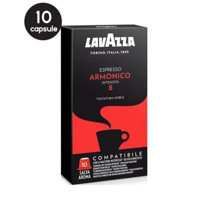 Lavazza Espresso Armonico, 10 capsule compatibile Nespresso
