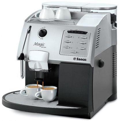 Espressor Automat Saeco Magic Deluxe Redesigned, 15bar, 1250W, 2.4l, 300gr - Reconditionat