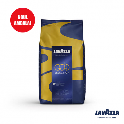 Lavazza Gold Selection, cafea boabe 1 kg