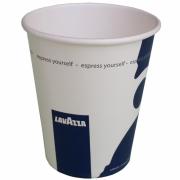 Pahare Lavazza carton 200ml, 50 buc.