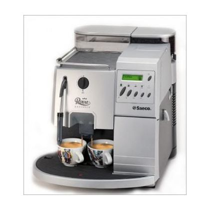 Espressor Automat Saeco Royal Exclusive, 15 bar, 1600W, 2.4l, 300gr - Reconditionat
