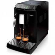 Espressor automat Philips HD8831, 1850W, Rasnite ceramice, Boiler incalzire rapida, 15 bar, 1.8 l, Negru