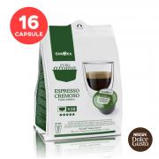 Gimoka Cremoso, compatibile Nespresso® Dolce Gusto®, 16 buc.
