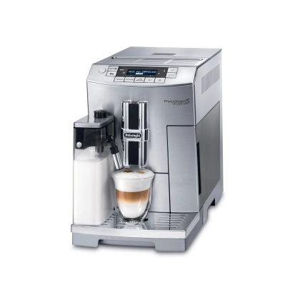 DeLonghi Primadonna S, ECAM 25.455, rasnita incorporata, 1450W, 15 bar - reconditionat